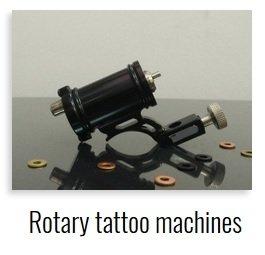 Rotary tattoo machines