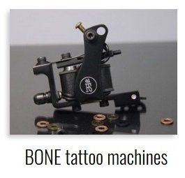 BONE tattoo machines