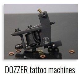 DOZZER tattoo machines