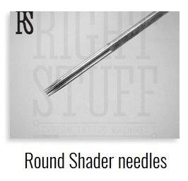 Round Shader needles