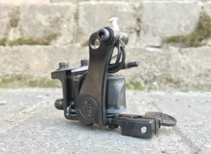 Tattoo machine Bone