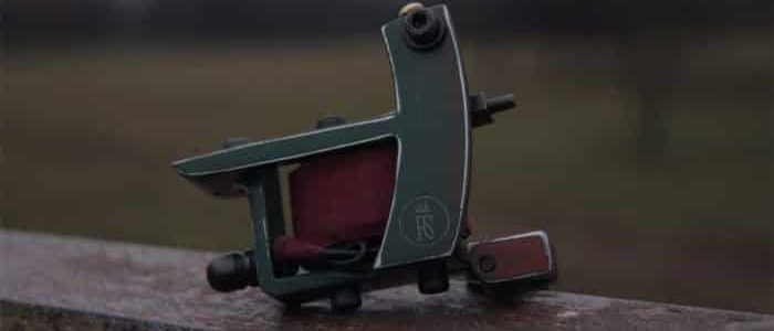 dozzer colorpacker tattoo machine