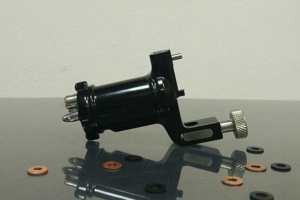 order KEG Slide Rotary tattoo machine Black