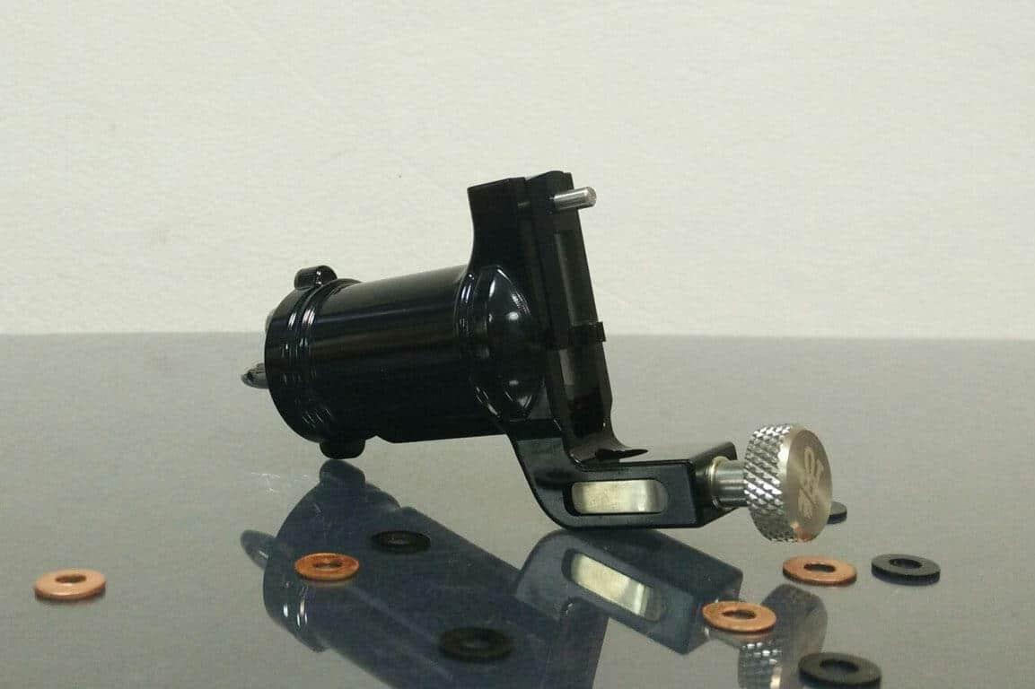buy KEG Slide Rotary tattoo machine Black