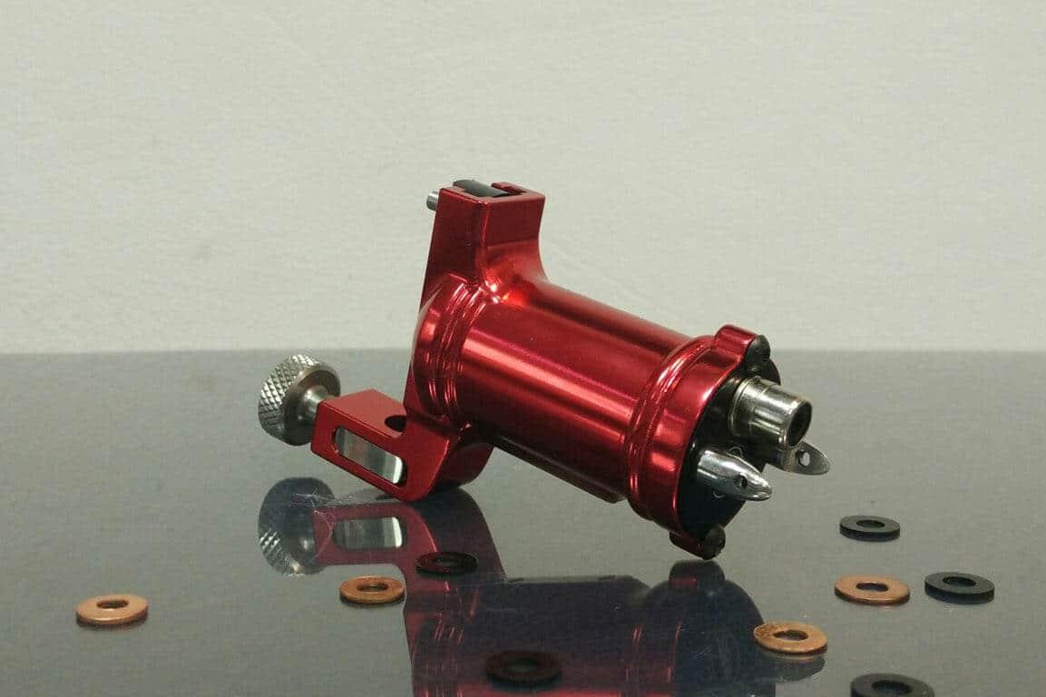 buy Slide Rotary tattoo machine Red