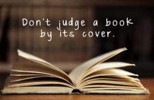 Not to judge the book by its cover 1