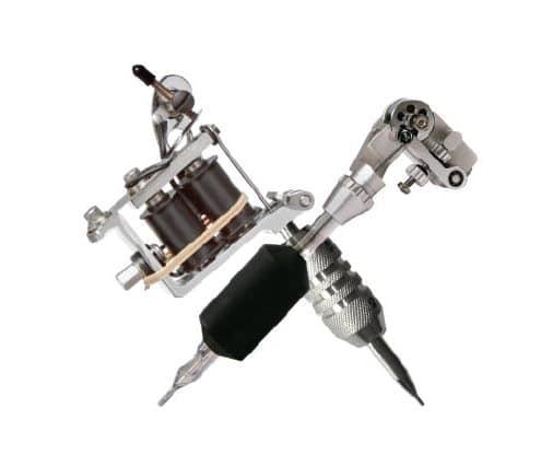 Rotary Tattoo Machine Vs Coil One Тату машинки burlak tattoo machines. rotary tattoo machine vs coil one