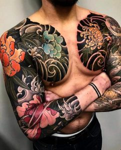 Japanese Tattooing – Past to Present 1