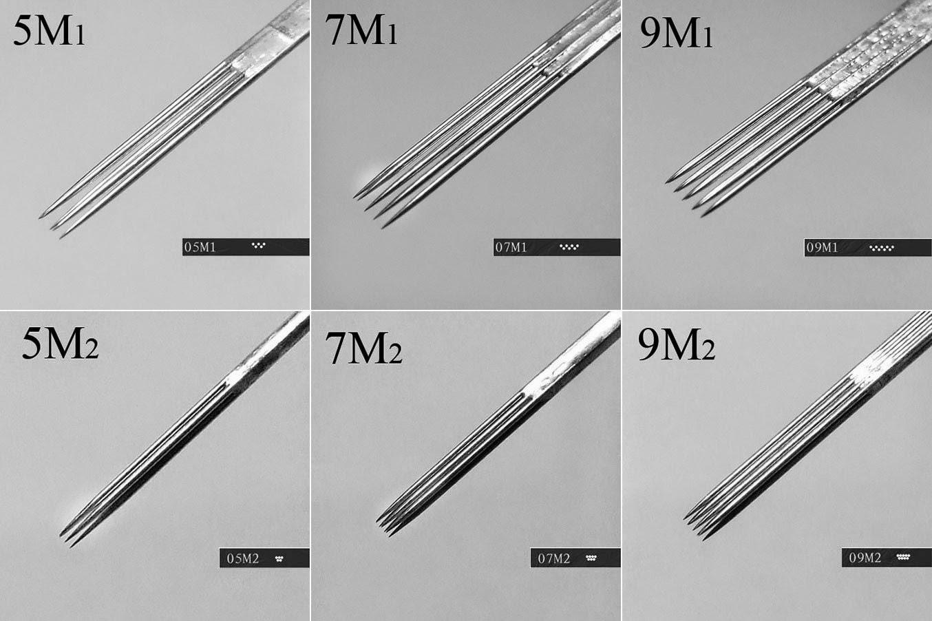 tattoo needles