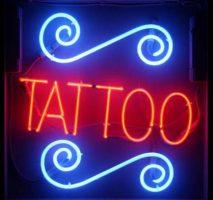 Tattoo Shop Etiquette 2