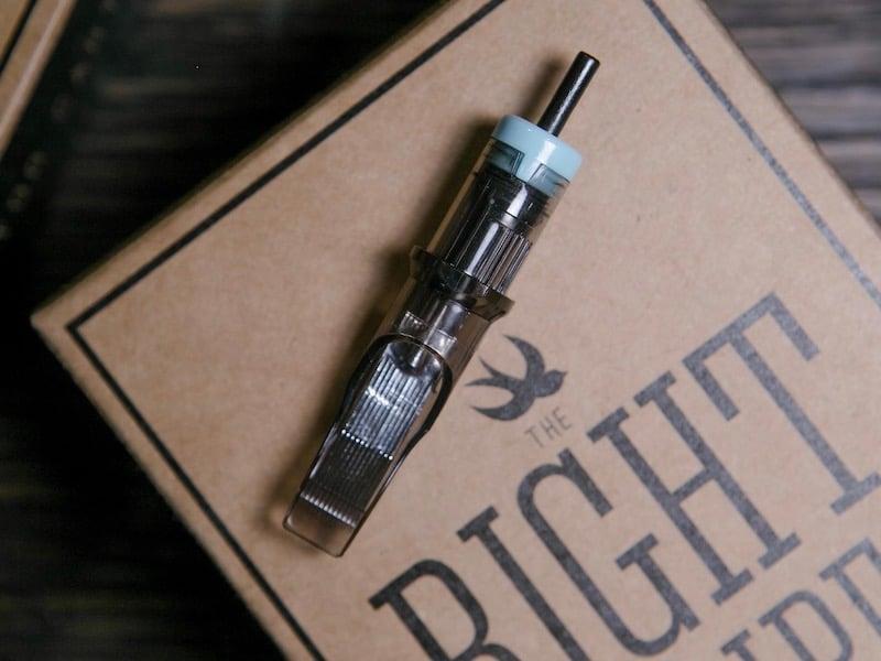 Round Magnum Needle Cartridge