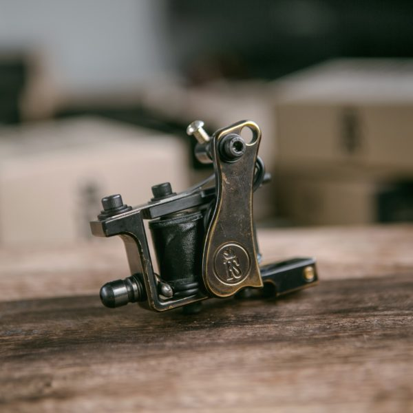 BONE Liner Tattoo Machine Bronze