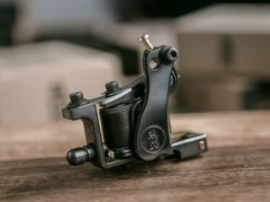BONE BLCK Shader Tattoo Machine