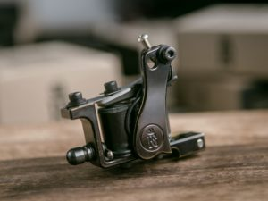 BONE Shader Tattoo Machine Bronze