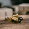 KEG - Slide Rotary tattoo machine (Gold) 2