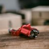 KEG - Slide Rotary tattoo machine (Red) 2