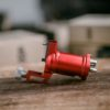 KEG - Slide Rotary tattoo machine (Red) 1