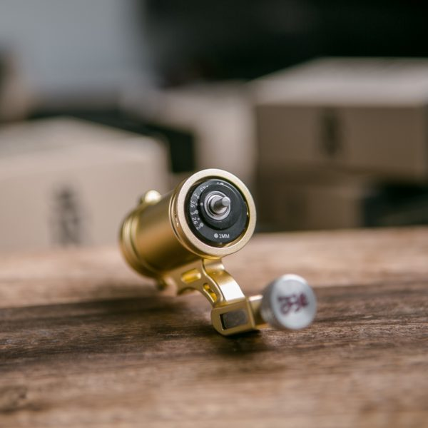 direct drive rotary tattoo machine - KEG Variable (Gold)