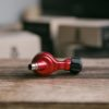 SHIM Rotary tattoo machine (Red) 3,0mm cam 2