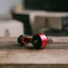 SHIM Rotary tattoo machine (Red) 3,0mm cam 1