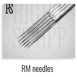 Round magnum tattoo needles