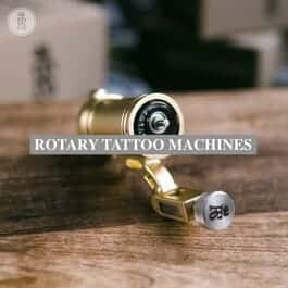 Rotary tattoo machines